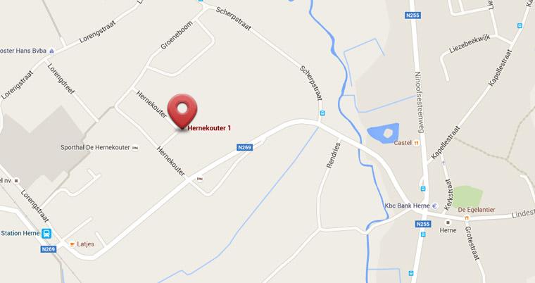 Fundance locatie